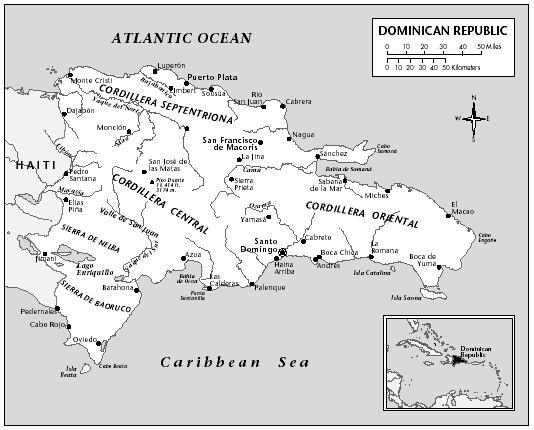 History Dominican Republic Average