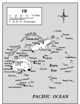 LOCATION: 15°43′ to 21°2′ S; 176°54′ E to 178°28′ W (not including Rotuma, which is at 12°30′ S; 177°5′ E). TERRITORIAL SEA LIMIT: 12 miles.