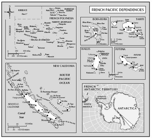 French Pacific Dependencies
