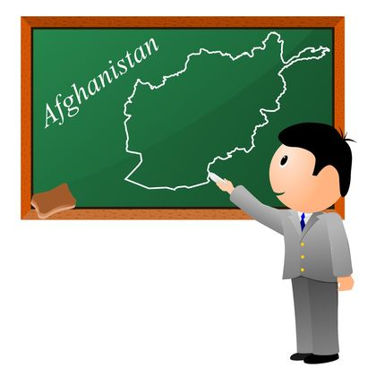 Afghanistan Education 1331