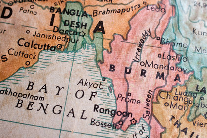 Bangladesh Location Size And Extent 2064
