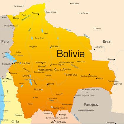 Bolivia Famous Bolivians