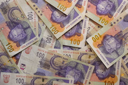 South Africa Money 1318