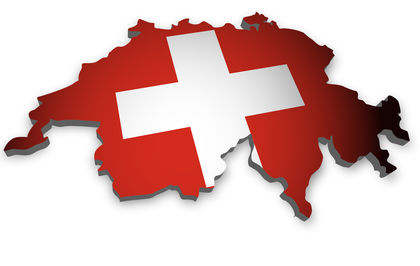 Switzerland Location Size And Extent 1489