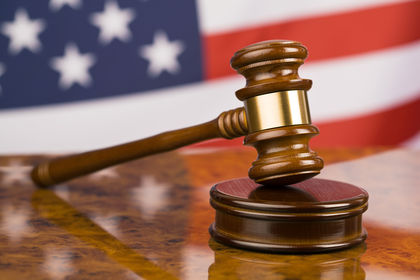 Judicial system - United States - tax, power