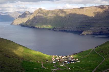 Faroe Island Boat Tours